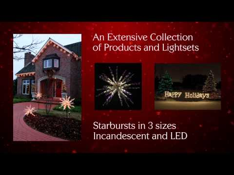 Holiday Lighting Supplier - HOLIDYNAMICS