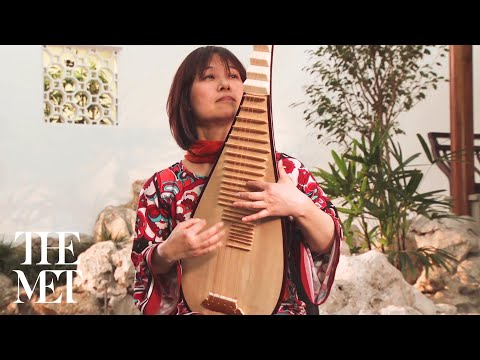 "Pipa: ""White Snow in Spring,"" performed by Wu Man"