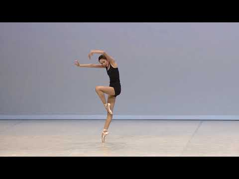 Xinyue Zhao, 309 - Prize Winner - Prix de Lausanne 2018, contemporary