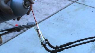 How To Properly Lubricate Amp Adjust The Clutch Cable