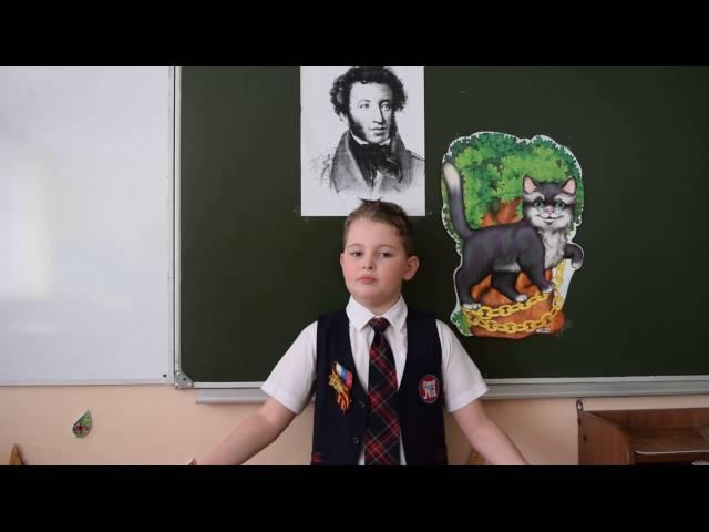 Изображение предпросмотра прочтения – ВладиславЖуков читает произведение «Зимнее утро» А.С.Пушкина