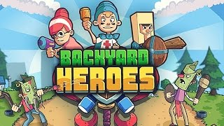 Backyard Heroes RPG - Android Gameplay HD