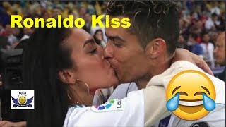 Most Craziest Kisses Football Players