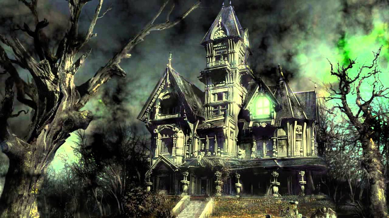 haunted house wallpaper with sound - photo #11