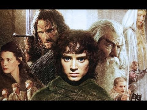 Amazon Just Announced Purchase Of J.R.R. Tolkien's Lord Of The Rings TV Rights