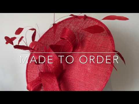 Sarah McAlister Handmade Hats Summer 2018