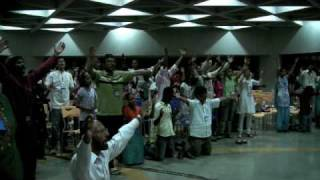India - Christian Song  - pavitra aatma aa (come holy spirit)
