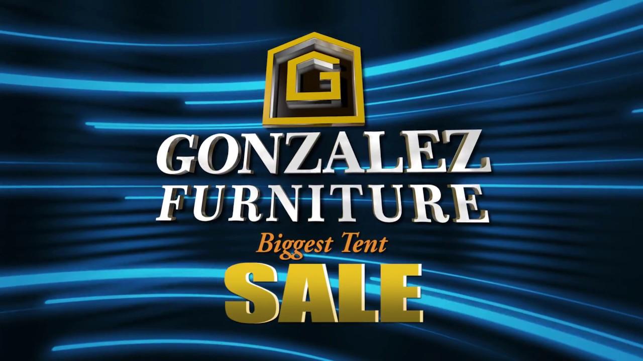 Gonzalez Furniture   McAllen Only Tent Sale