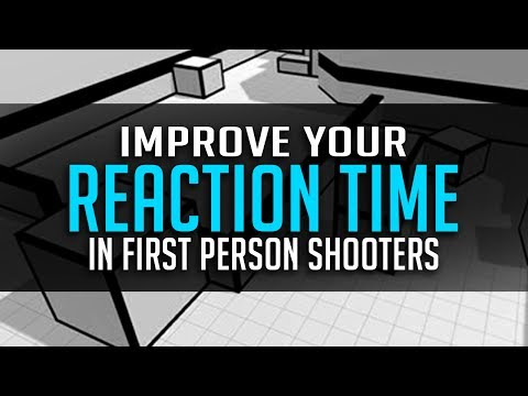 FPS Reaction Times, How to Improve Yours!