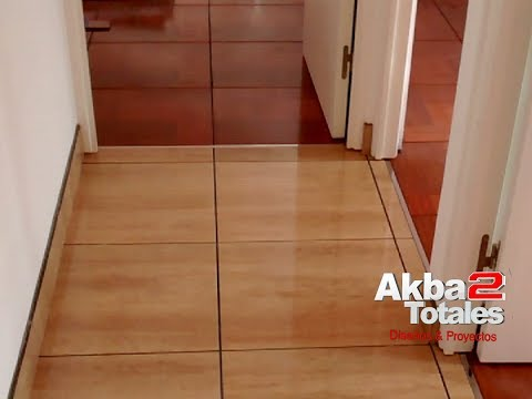 Remodelacion De Sala Con Ceramica Madera Youtube