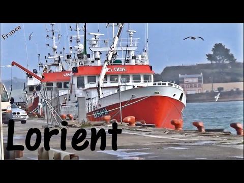 Bateau ; Pêche ; Palangrier ; Fileyeur ; Bayonne ; Port de Lorient ; Bretagne ; France
