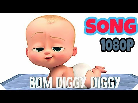 Bom Diggy Diggy (Video) | Zack Knight | Jasmin Walia | Sonu Ke Titu Ki Sweety | The Boss Baby