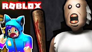 IL SCARIEST GRANNY I HAVE EVER MET IN ROBLOX!