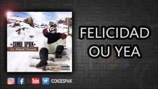 17 CONDE SPAIK - I LOVE MUSIC FT  MAMBORAP (CON LETRA)