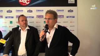 SVE TV: Bahlinger SC - SV Eintracht Trier 05 2015/2016 Pressekonferenz