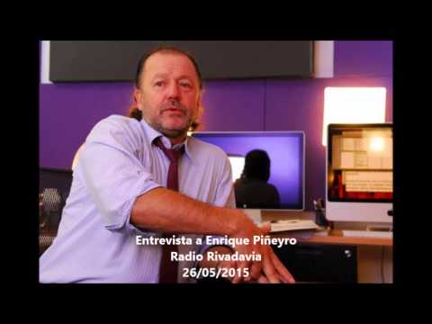Entrevista a Enrique Piñeyro en Radio Rivadavia