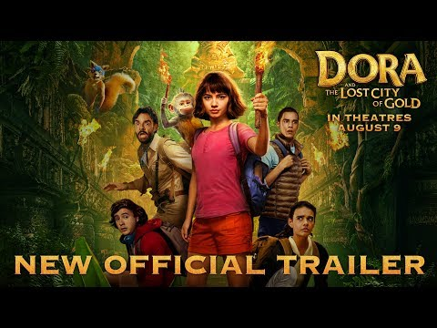 Dora and the Lost City of Gold (2019) - New Official Trailer - Paramount Pictures