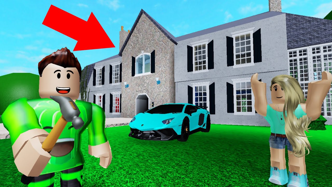 Girlfriend Roblox Id - I Built A Mansion For My Girlfriend Roblox
