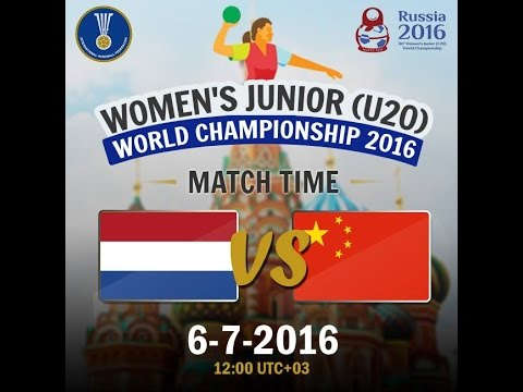 Group D. Netherlands - China