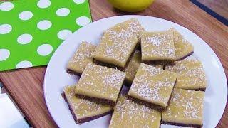 Delicious Lemon Dream Bars Recipe   Libtv