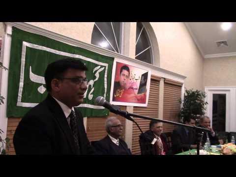 Complete Mushaira: Taqi Kamal's Book Launch in New Jersey