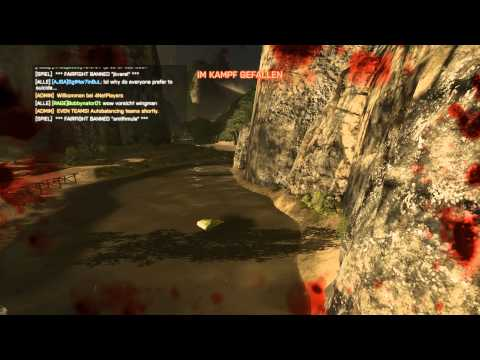 Battlefield 4 Dragon Pass Air Superiority Third Person View