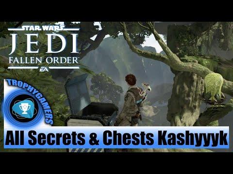 Jedi Fallen Order - All Secrets & Chests Locations In Kashyyyk