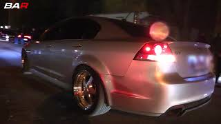 Tesla Model 3 Smokes V8's at the Street Races!