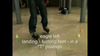 Crazy Legs Tutorial