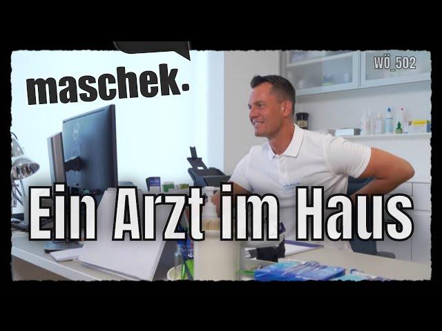 Maschek - Ein Arzt im Haus - WÖ_502