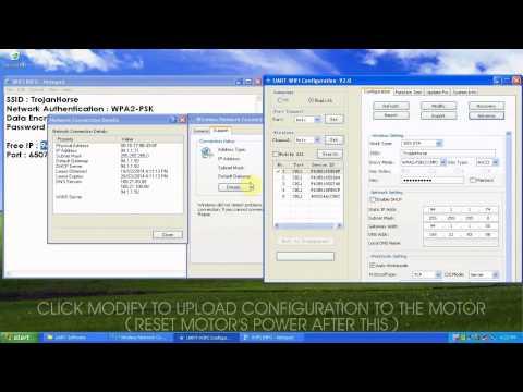 i-ONE instruction - R45W WIFI Setting Tutorial