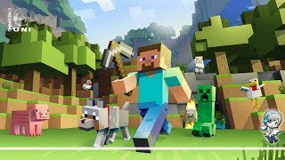 【Minecraft】マイクラ 建築伝言ゲームに参加してきます!【ユニ】
