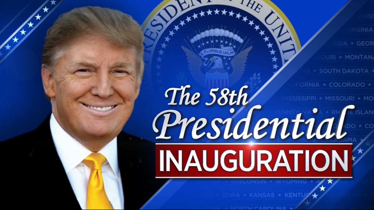 Donald Trump's inauguration 2017: Schedule of the day