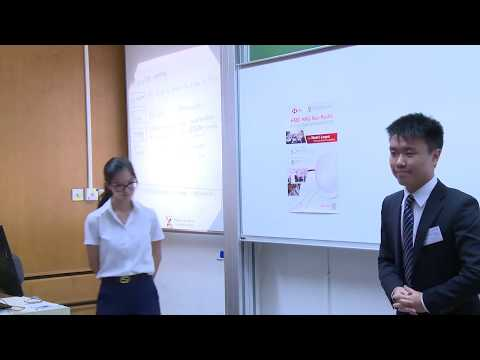 2018 Round HKUST - HSBC/HKU Asia Pacific Business Case Competition