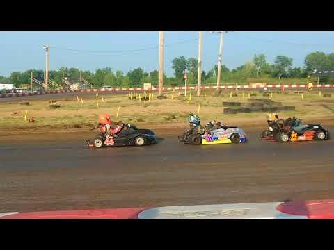8.18.2018 - KC Raceway - 340 Heat 1