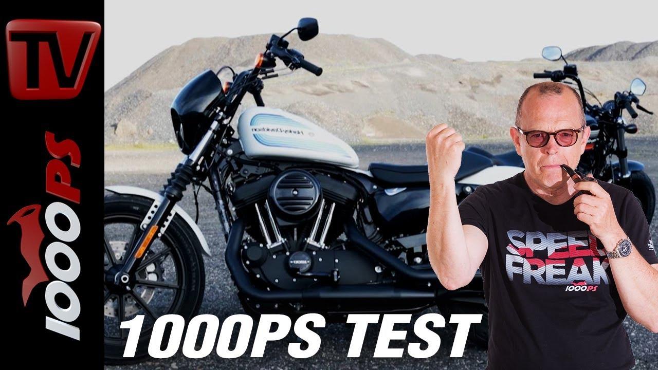 Harley Davidson Sportster 1200 Schaltplan