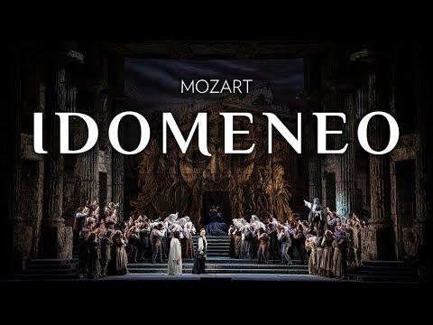 Mozart's IDOMENEO at Lyric Opera of Chicago // On stage October 18 - November 2