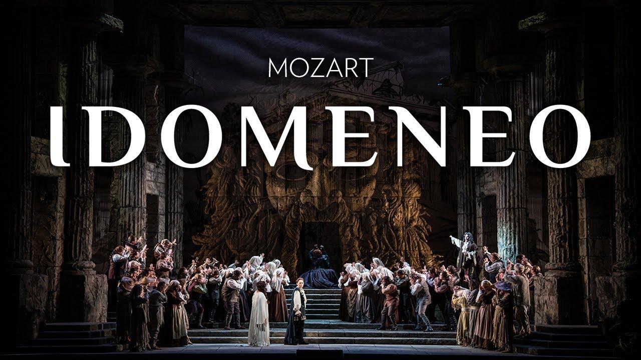 Resultado de imagen de idomeneo opera