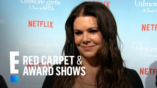 """Gilmore Girls"" Cast Reacts to the Final Four Words 