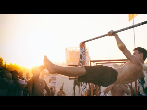 Street Workout Z-Games Ukraine Cup 2016