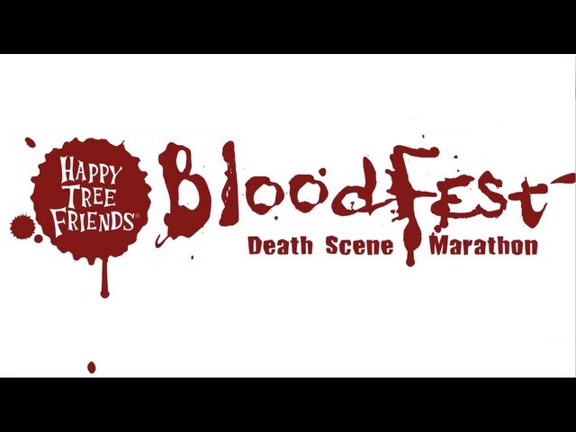 All Happy Tree Friends Blood Fests