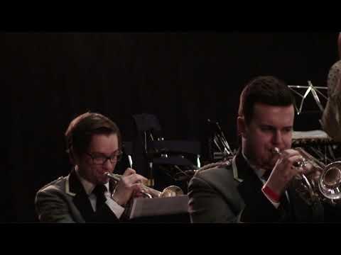 Mr Sandman - Keele University Brass Band At UniBrass 2018