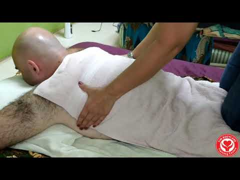 Thai swedish massage in Tim Bodycare training centre