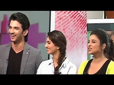 Sushant refutes reports of 27 kisses in Shuddh Desi Romance Travel Video