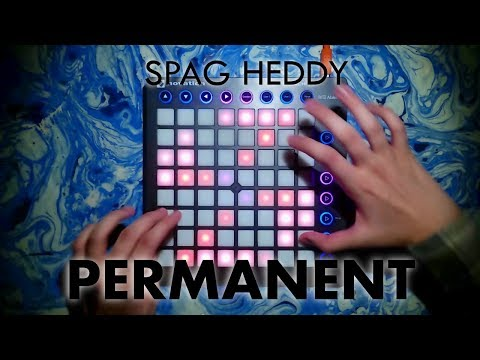 Spag Heddy - Permanent // Launchpad Cover [Fl Studio Project]