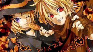 Halloween day!! *O* Kagamine Rin y Len Demo!! :DD