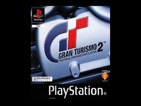My favorite game - Gran turismo 2 soundtrack
