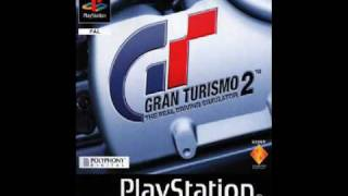 My favorite game - Gran turismo 2 soundtrack