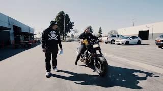 #HD115 Competition Build - Mikey Virus | Harley-Davidson thumbnail