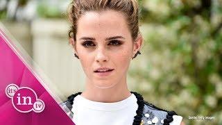 Emma Watson grüßt mit Co-Stars vom neuen Film!
